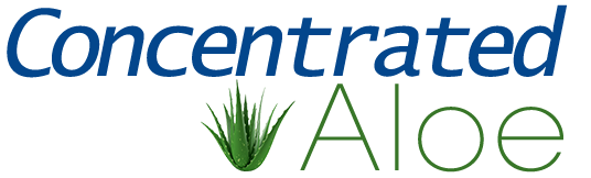 Concentrated Aloe Corporation Logo